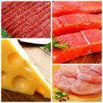 Также необходимо употреблять в пищу продукты с полезными моносахаридами (на фото)