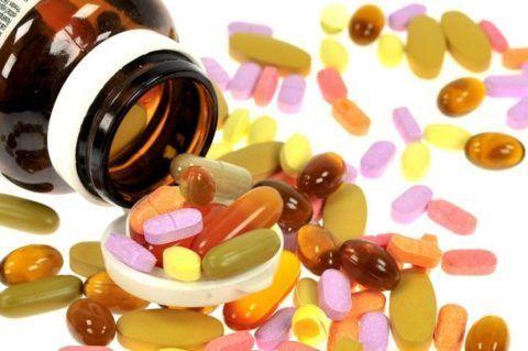 Для укрепления иммунитета нужно пить витамины