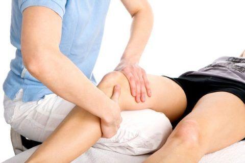 Сгибание и разгибание колена