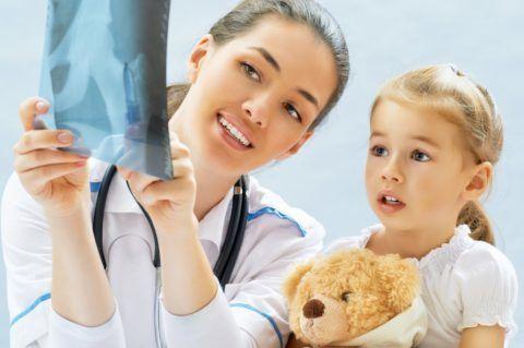 Часто встречается явление коксита в детской возрастной группе от 3-х до 6-ти лет.