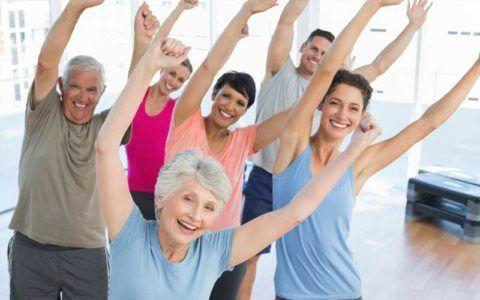 Ежедневная гимнастика – единственный способ остановить остеохондроз