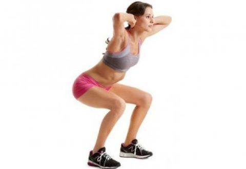 Приседания ,после операции на колене ,нужно выполнять четко следуя инструкции.
