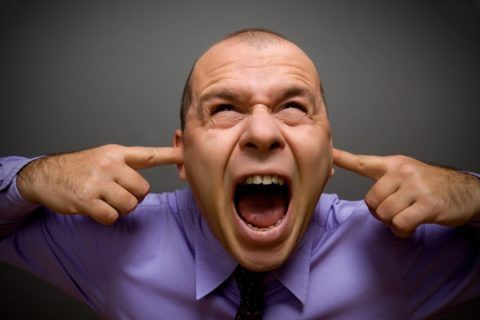 Шумы в органах слуха