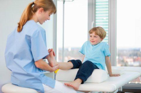 Слышен хруст у детей при движении, может в период интенсивного роста.