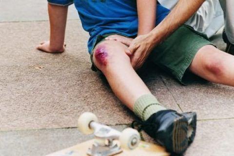 Старайтесь избегать травмирования конечностей.