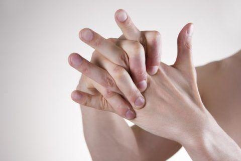 Суставной хруст не всегда свидетельствует о развитии болезни