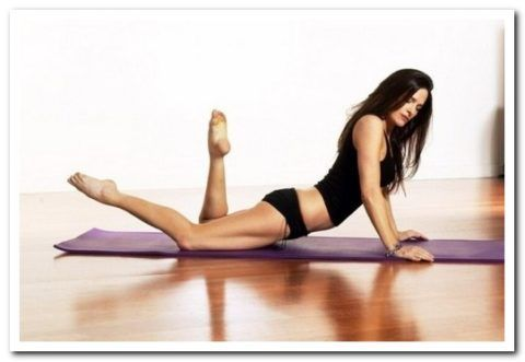 Тренировка передних бедренных мышц