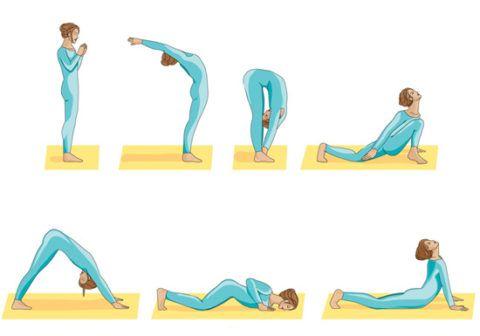 Упражнения выполняются под контролем врача