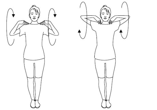 Проработка плечевых соединений предотвратят их пощелкивания.
