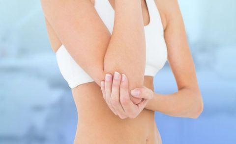 Боль при растяжении зависит от количества повреждённых волокон.