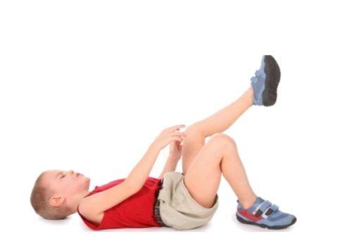 Этот симптом часто присутствует у детей и подростков
