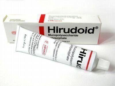 Гирудоид стимулирует обменные процессы в суставных соединениях.
