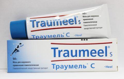 Гомеопатические препараты можно использовать в комплексной терапии по восстановлению больных соединений.