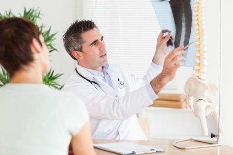 Лечение начинается после установления точного диагноза