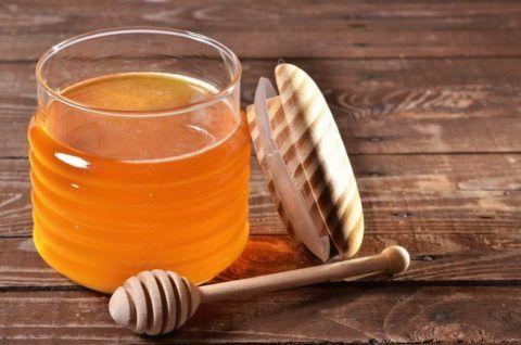 Мед богат витаминами и минералами.