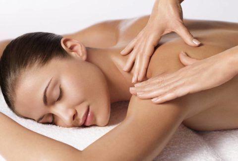 Проведение профессионального массажа – путь к здоровой спине