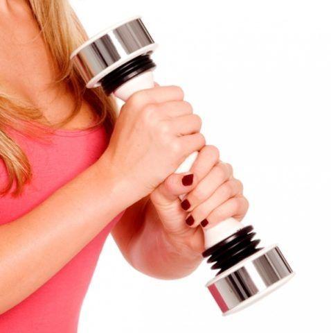Развитие ручных мышц