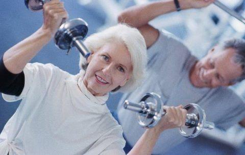 Рекомендуется больше двигаться и принимать назначенные врачом препараты