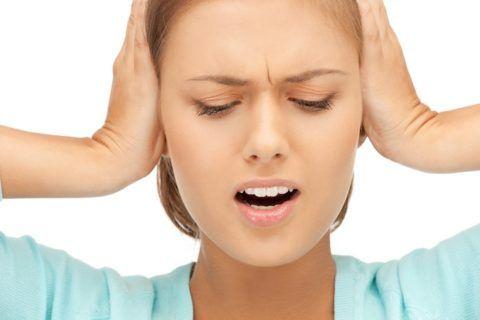 Шум в голове может быть как незначительным, так и довольно сильным