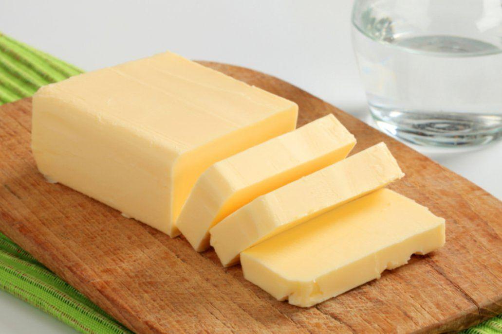 Для приготовления мази следует использовать только качественное сливочное масло