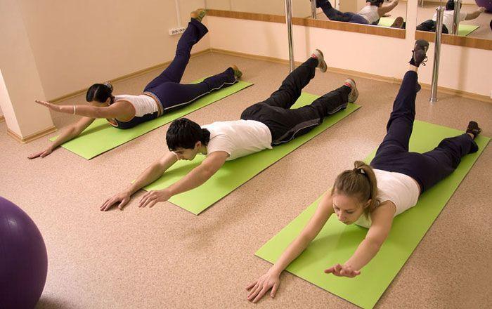 Главной задачей фитнеса является устранение дисфункций