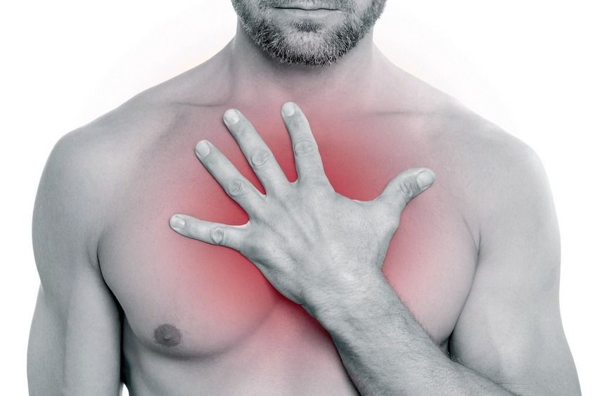 Миозит грудной клетки: причины, симптомы и методы эффективного лечения