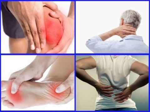 Боль в суставах не даёт нормально двигаться и осуществлять привычную для человека работу.