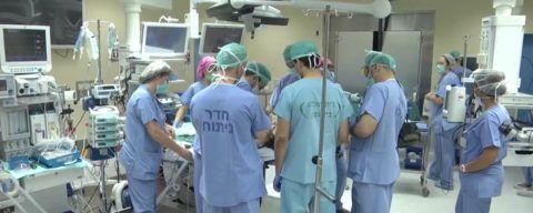 Борьба с раком таза методом оперативного вмешательства.