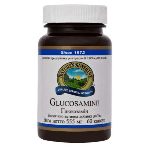 Глюкозаминсульфат