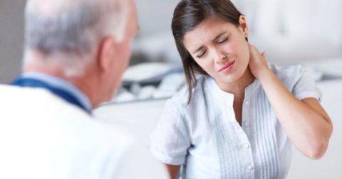 Хронический суставной болевой синдром.