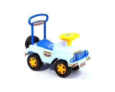 Игры с детской машинкой