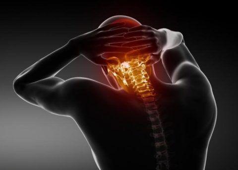 Лечение боли при шейном остеохондрозе