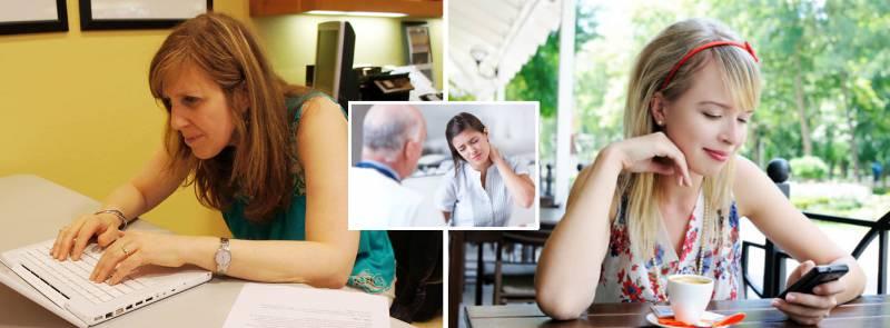 Примеры упражнений ЛФК при остеохондрозе шейного отдела
