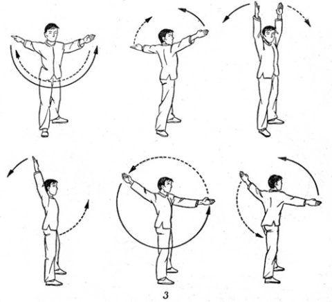 Перед тренировкой нужно разминать суставы
