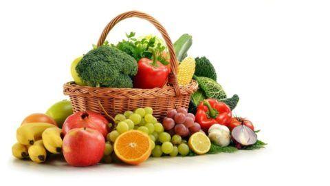Свежие овощи и фрукты не только невероятно полезны, но также очень вкусны.