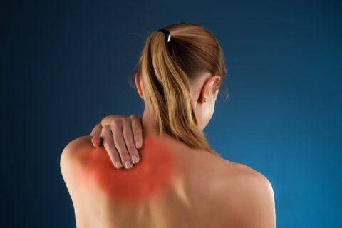 Болезненные ощущения при развитии бурсита. Проявляются при осуществлении движений, при запущенной стадии заболевания. В состоянии покоя.