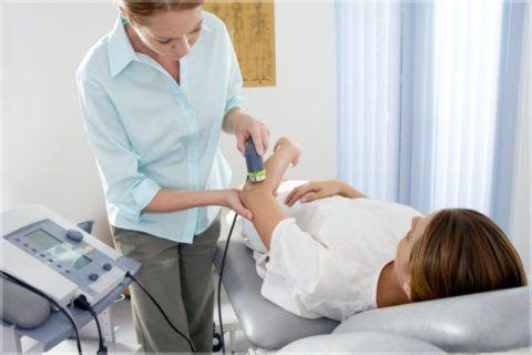 Больному рекомендовано прохождение физиотерапевтических процедур