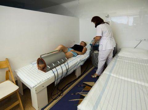 Физиотерапия - относится к вспомогательным методам лечения сочленений.