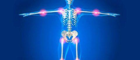 Имеется несколько видов суставов