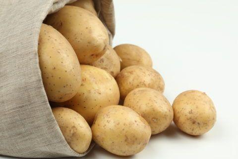 Картофельный компресс