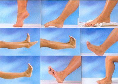 Комплекс упражнений разрабатывается индивидуально для каждого пациента