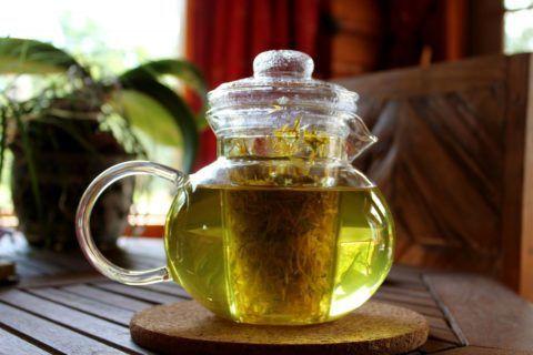 Монастырский чай из трав – уникальное природное средство от остеохондроза.