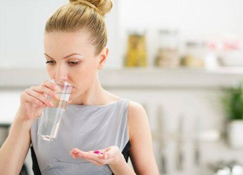 Очень важен регулярный прием витаминов