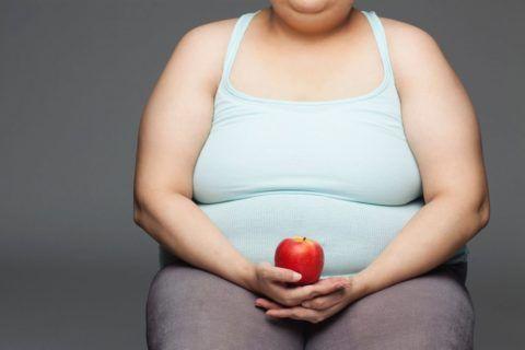 Ожирение – один из ведущих факторов, результатом которого является остеохондроз.