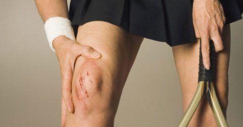 Посттравматический гнойный воспалительный процесс в суставных тканях является следствием какой-либо травмы.