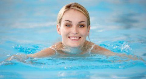 Рекомендуется больше плавать