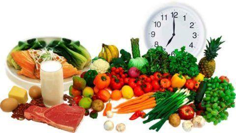 Сбалансированное питание – один из обязательных элементов комплексного лечения.