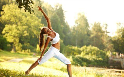 Гимнастические упражнения укрепят связочный аппарат суставных соединений.