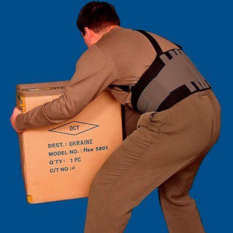 При чрезмерных физических нагрузках происходит травматизация суставных тканей.