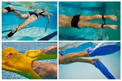 Плавание и тренажеры - отличный выбор